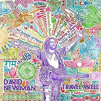 David Newman - rejser godt [CD] USA import