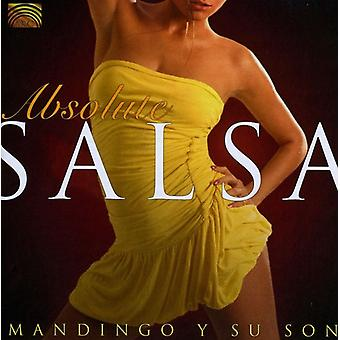 Mandingo Y Su Son - Absolute Salsa [CD] USA import