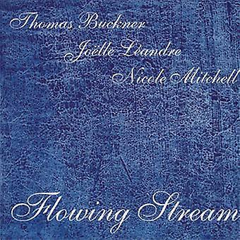 Buckner, Thomas/Leandre, Joelle/Mitchell, Nicole - flyder strøm [CD] USA import