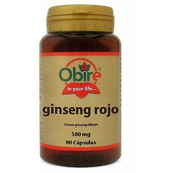 Obire Red Ginseng 90Cap. (Vitamins & supplements , Multinutrients)