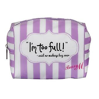 Barry M Make-Up Bag-jeg for Full. Sagt uten sminke pose Ever