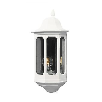 Konstsmide Pallas Flush Light  Matt White