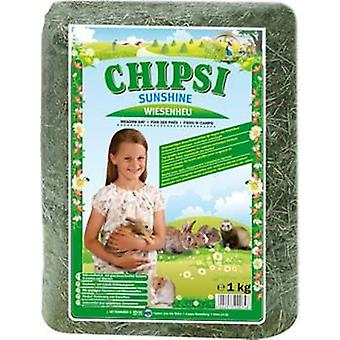 Chipsi Sunshine Chipsi 4kg (Small pets , Hay , Bedding)
