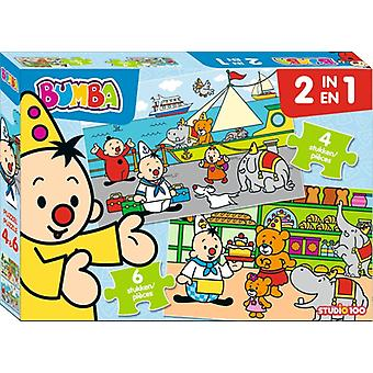 Bumba 2in1 Puzzle