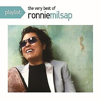 Ronnie Milsap - Playlist: The Very Best of Ronnie Milsap [CD] USA import