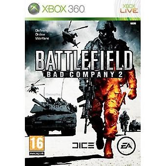 Battlefield: Bad Company 2 (Xbox 360) (used)