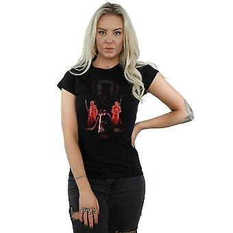 Star Wars Women's The Last Jedi Kylo Ren Kneeling T-Shirt