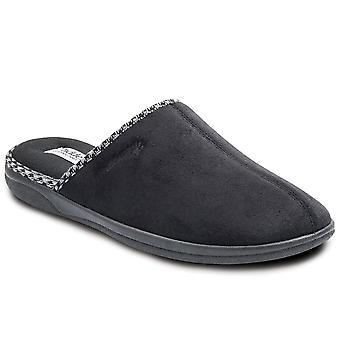 Padders Luke Mens Mule Slippers