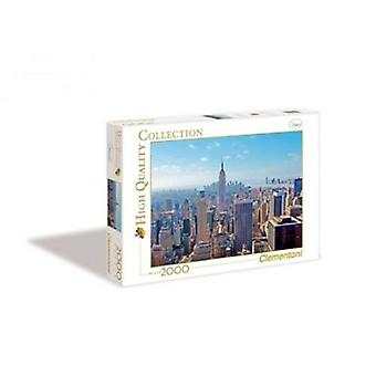 Clementoni Puzzle 2000 New York (Toys , Boardgames , Puzzles)