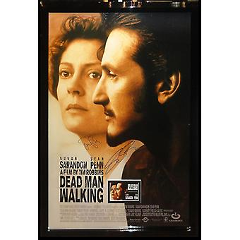 Dead Man Walking - Signed Movie Poster