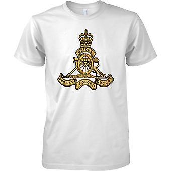 Lizenzierte MOD - britische Armee königliche Artillerie Insignia - Kinder T Shirt