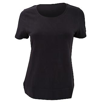 Russell Collection Ladies/Womens Short Sleeve Strech Top
