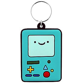 Adventure Time (Bmo) Rubber Keyring