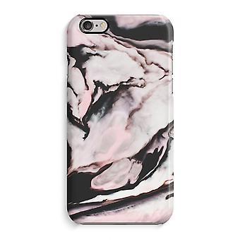 IPhone 6 6s Case 3D geval (glanzend)-Pink stream