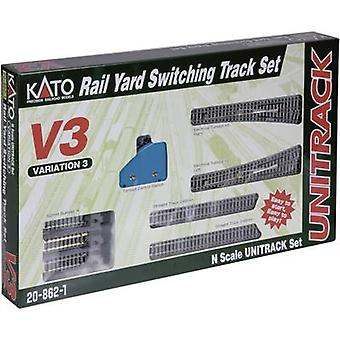 N Kato Unitrack 7078633 Expansion set