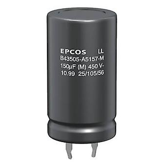 Electrolytic capacitor Snap-in 10 mm 47 µF