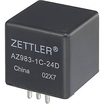 Automotive relay 24 Vdc 80 A 1 maker Zettler Electronics