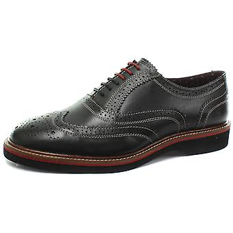 London Brogues Albert Mens Oxford Brogue Shoes  AND COLOURS
