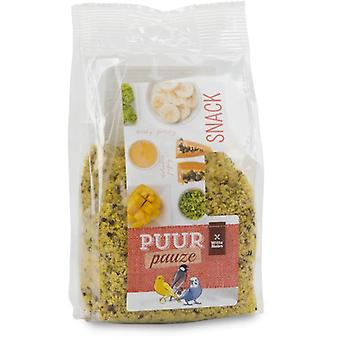 Witte Molen Puur Pauze Fruit- & Herb Crumble (Birds , Bird Treats)