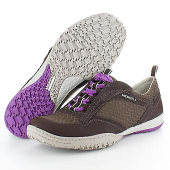Merrell Ladies Albany Rift Lace Casual Breathable Walking Shoes