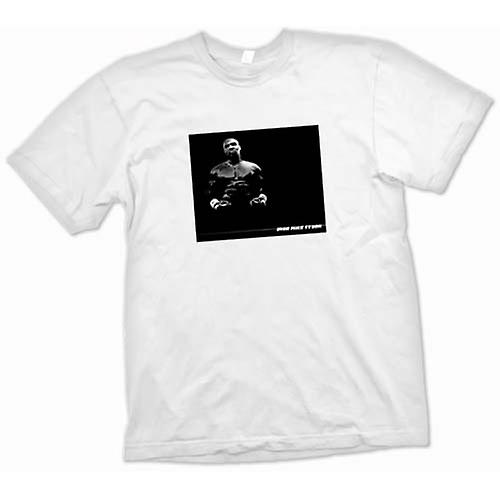 Herren T-Shirt - Bügeleisen - Mike Tyson - Pop-Art