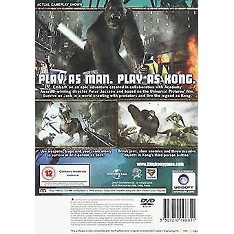 Peter Jacksons King Kong det officielle spil for film (PS2)