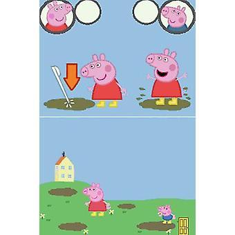 Peppa Pig spil (Nintendo DS)