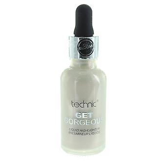 Technic Get Gorgeous Liquid Highlighter Face Illuminator 34ml-Bloom