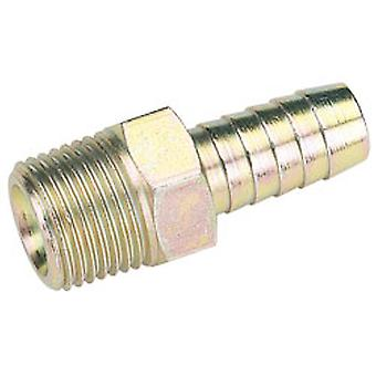 Draper A2954 Bulk Bulk 1/2 Taper 1/2 Bore Pcl Male Screw Tailpiece
