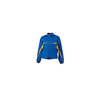 Augusta 4371-C Youth Two Color Brushed Tricot Jacket
