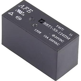 AFE BRT3-SS-112DM PCB Relay 12 VDC 16 A 1 Maker 1 PC (s)