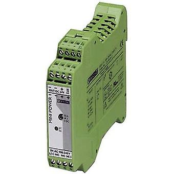 Phoenix Contact MINI-PS-100-240AC/24DC/1.3 Rail mounted PSU (DIN) 24 Vdc 1.3 A 31.2 W 1 x