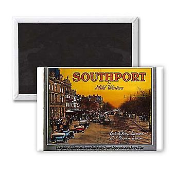 Southport Fridge Magnet