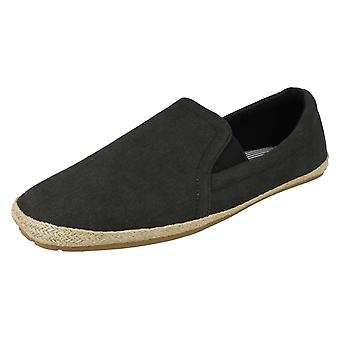 Mens Maverick Canvas Shoes