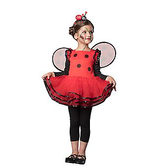 Ladybug dress child costume baby toddler girl