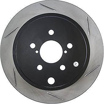 StopTech 126.47031SL Sport Slotted Brake Rotor (Rear Left)