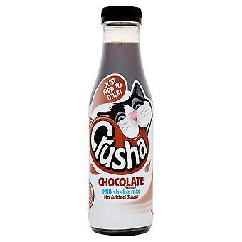 Crusha hinzugefügt nicht Zucker-Schoko-Milchshake-Mix