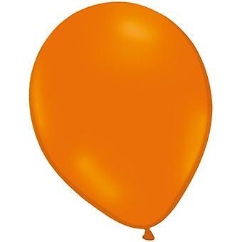 Luftballons Orange 25-pack