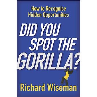 Did You Spot the Gorilla? - How to Recognise the Hidden Opportunities