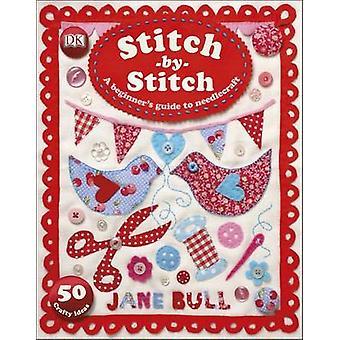 Point-par-point par Jane Bull - livre 9780241257319