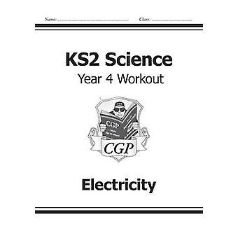 KS2 Cuatro ejercicios - electricidad por CGP libros - CGP libros-