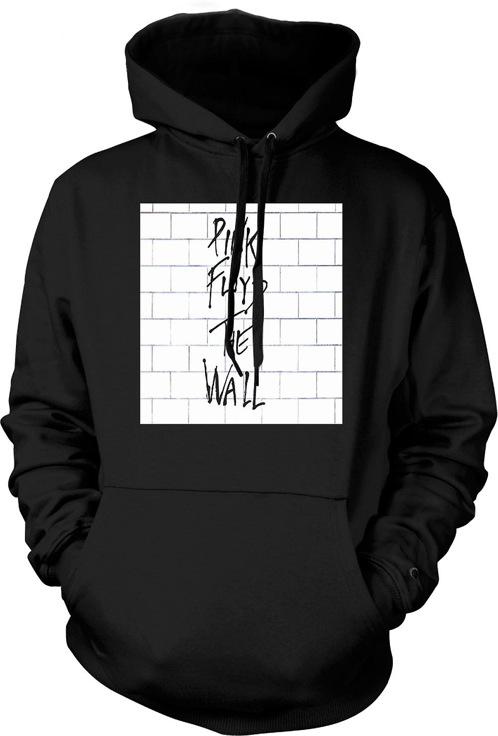 Mens Hoodie - Pink Floyd - The Wall - Album Cover