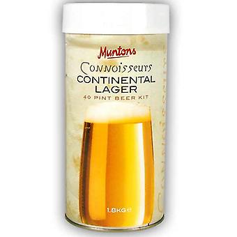 Muntons conocedores Continental Lager