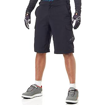 Alpinestars Black-Dark Shadow 2018 Rover 2 Base MTB Shorts