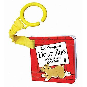 Dear Zoo Animal Shapes Buggy Book