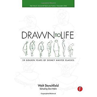 Leven: 10 gouden jaren van Disney Master Classes: de Walt Stanchfield lezingen
