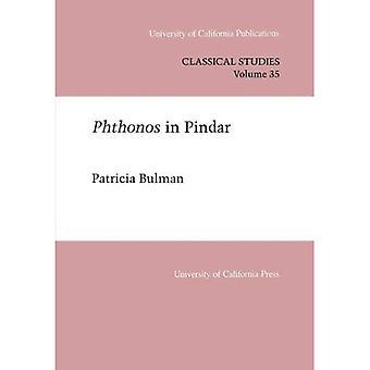 Phthonos In Pindar