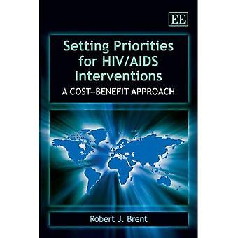 Establecer prioridades para las intervenciones de VIH/SIDA: un enfoque de costo-beneficio