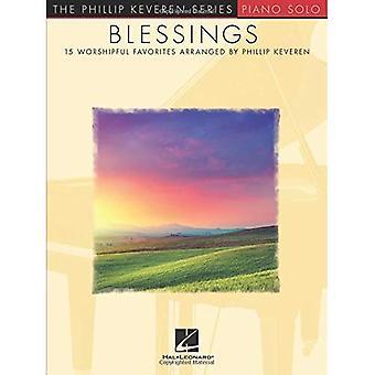 Välsignelser: 15 vördnadsfull favoriter (Phillip Keveren serien)