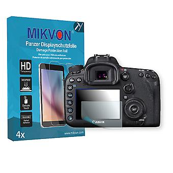 Canon EOS 7D Mark II Screen Protector - Mikvon Armor Screen Protector (Retail Package with accessories)